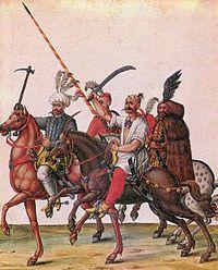 Soldaţi otomani în Ungaria