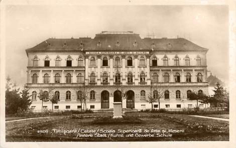 Colegiul Tehnic Emanuil Ungureanu, Timişoara