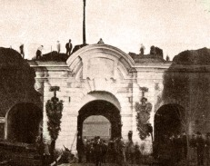 Poarta Forforosa sau Poarta Eugeniu de Savoia
