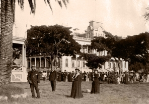 iolani palace honolulu 1888