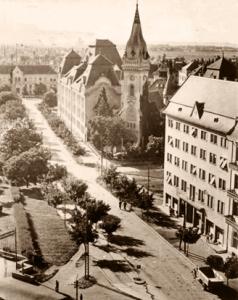 strada politehnicii 1959